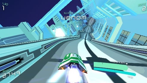 WipEout Pulse Pegged For PS2 Port, Fat Princess For March