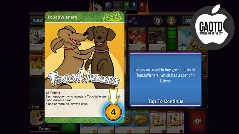 Now You Don't Need Friends to Play the Penny Arcade Card Game
