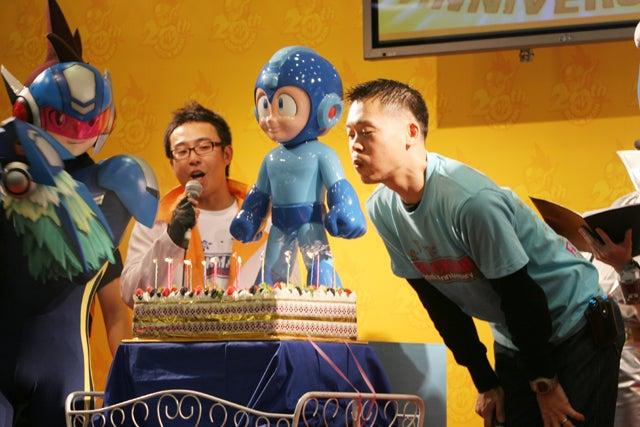 Keiji Inafune Says Mighty No. 9 Would Kick Mega Man's Butt