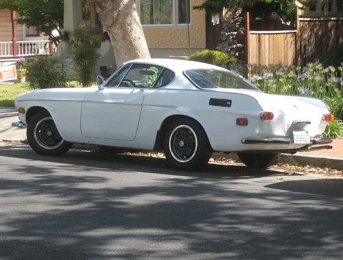 1969 Volvo P1800 Down On The Alameda Street