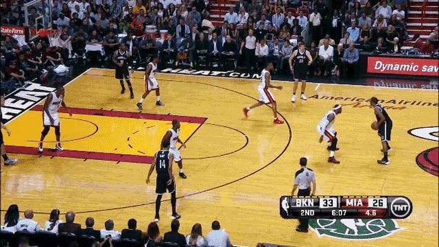 No, It's Not Just You: LeBron Really Has Been Bad On Defense