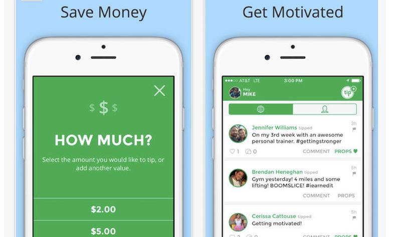 Tip Yourself Is Like a Virtual Savings Jar