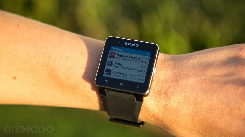 Sony SmartWatch 2 Review: Better Still Isn't Good