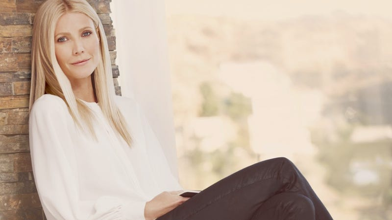 Noted Perfect Person Gwyneth Paltrow Says Her New Job Is 'Perfect'
