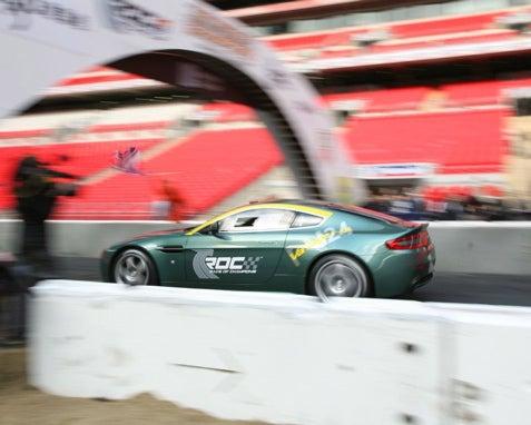 Ekstrom Bests Schumacher, Wins Race of Champions