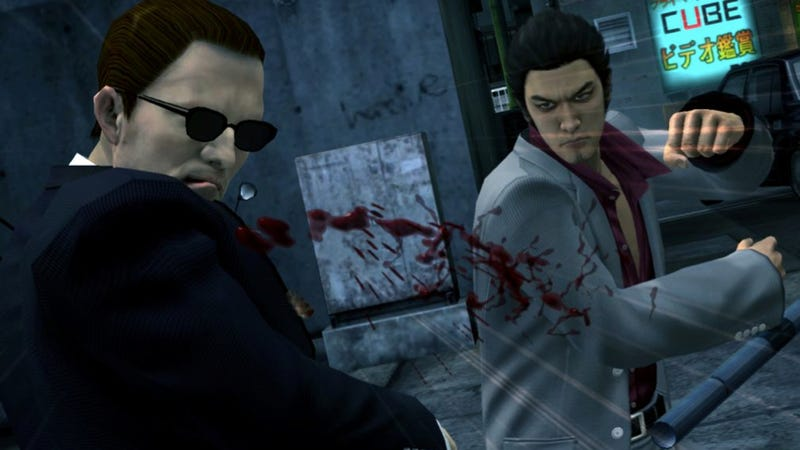 Yakuza 5 Is a Brand New Yakuza, Ready To Punch Your Face In