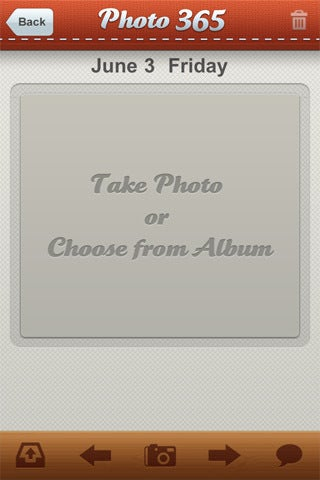 Photo 365 App Gallery