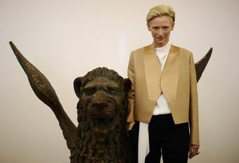 Tilda Swinton Will Destroy Donald Trump