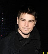 Josh Hartnett Hospitalized