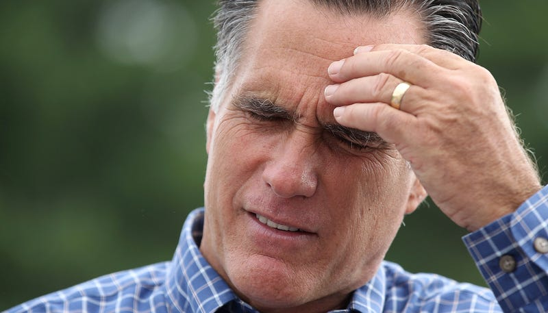 Which Stupid Millionaire Lost a Fortune Betting on Mitt Romney?