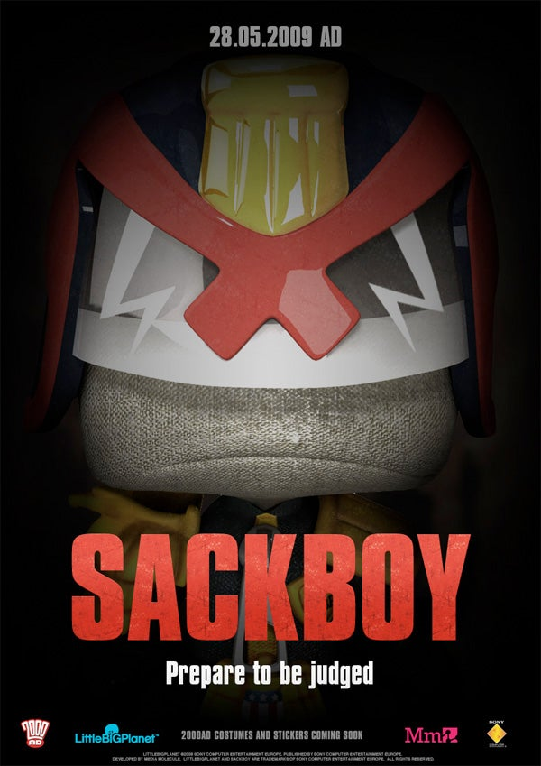 Sackboy is the Law