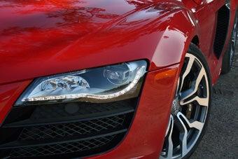 2010 Audi R8 5.2 FSI: First Drive