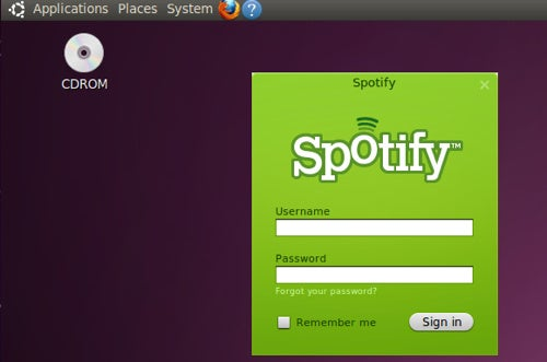 Spotify Streaming Music Player Comes to Linux