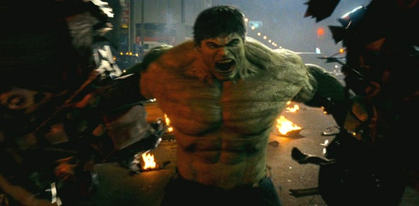 Post-Traumatic Stress Makes Hulks Out Of All Of Us