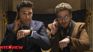 Sony Just Canceled <i>The Interview</i>'s<i> </i>December 25 Release