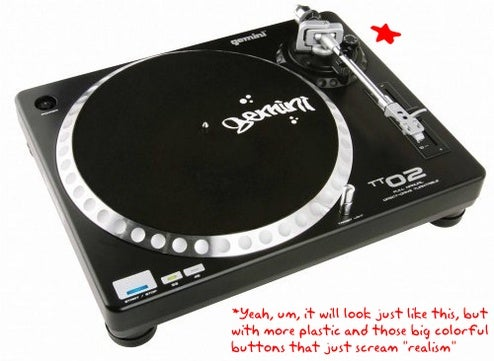 Here Come the Living Room DJ Poseurs: Activision's DJ Hero Revealed