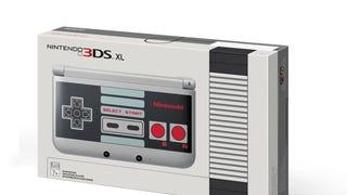 Nintendo Releasing GameStop-Only NES Version Of 3DS [CORRECTION]