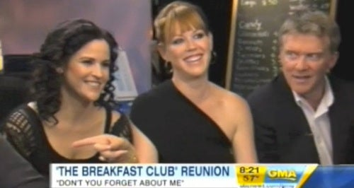 The Breakfast Club Reunites 25 Years Later
