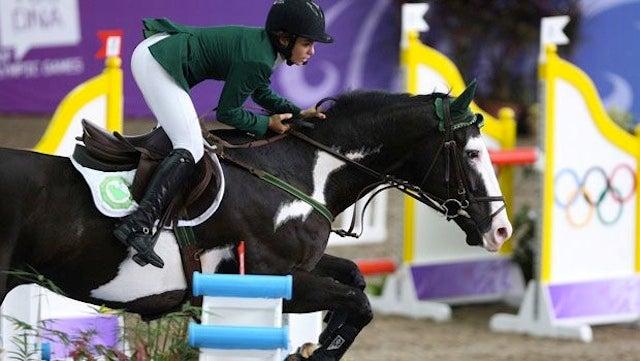 Saudi Arabia Allows A Token Female Olympian, So Get Off Their Backs Already