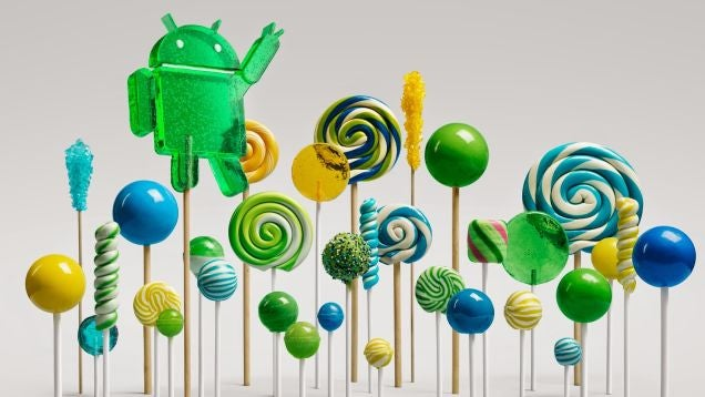 Android 5.0 Lollipop Is Here