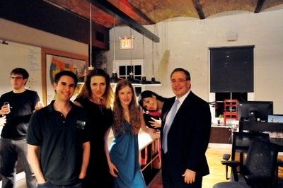 Manhattan Borough President Locks Up Bilious Creative Underclass Vote