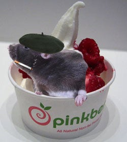 Pinkberry Might Actually Be Like Yogurt!