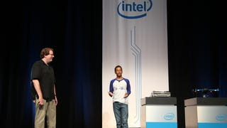 Braigo v2.0 demonstrated at IDF 2014 using Intel's Edison Chip