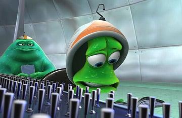 "Species Extinction Goes Cutesy in New 3D Pixar Flick ""Newt"""