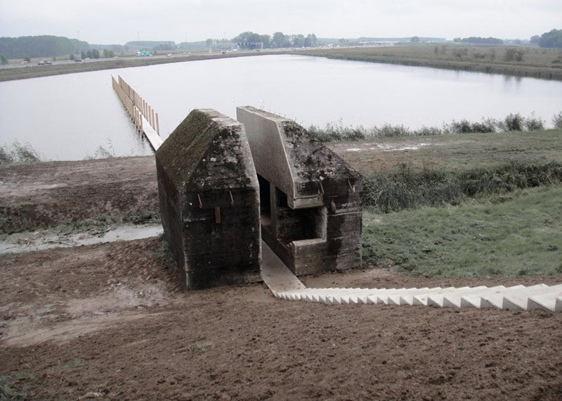 9 Surprisingly Beautiful Bunkers