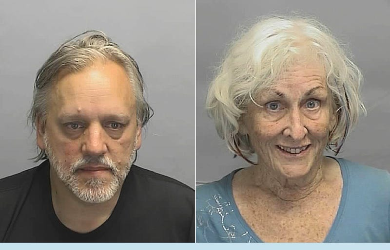 71-Year-Old Woman Busted for Having Sex With Younger Man in the Back of a Car