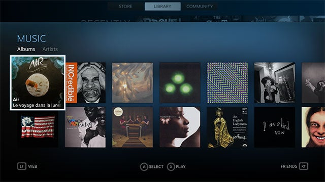 Music Is Coming To Steam