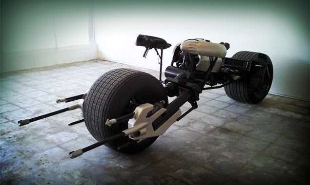 Own a Batpod From The Dark Knight For a Mere $100,000
