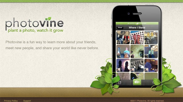 Google's Photovine iPhone App Is Now Open For Business
