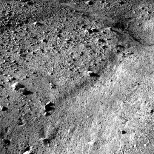 Mars Phoenix: We Got Touchdown