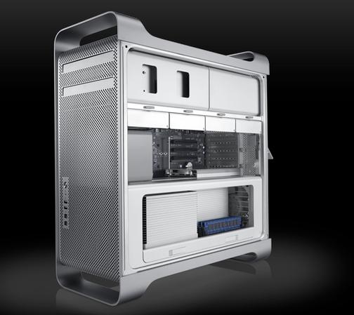 Mac Pro Gets Nehalem Xeons, New Architecture, Graphics