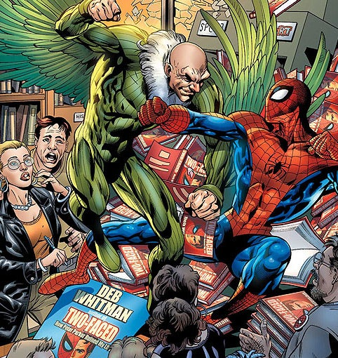 Supervillains Put Spider-Man 4 Production on Hold (Updated)