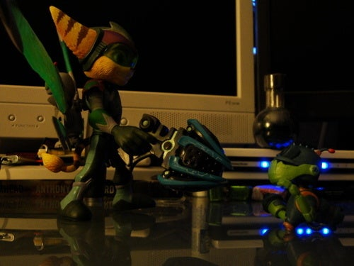 Ratchet And Clank Goes Vinyl