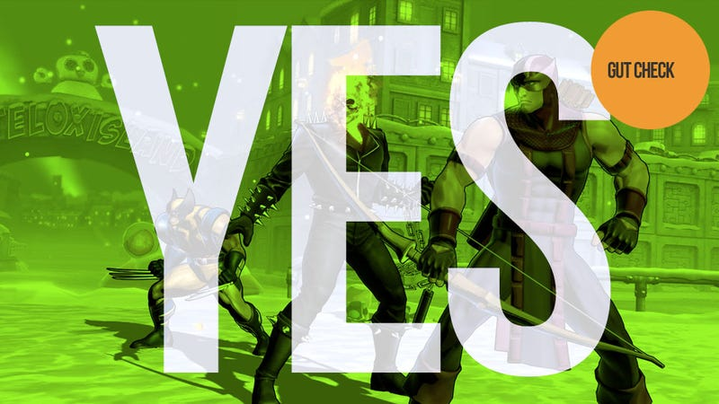 Should You Buy Ultimate Marvel Vs. Capcom 3? Yes.