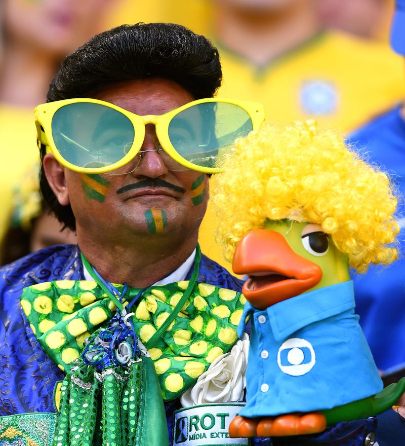 Your Brazil-Colombia Open Thread