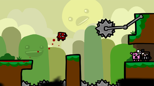 Here's the First Look at a Super Meat Boy Completely Rebuilt for Mobile Devices So 'It's Not Shitty'