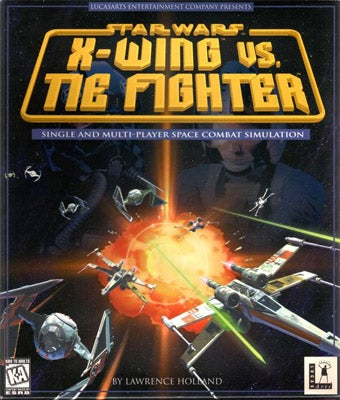 X-Wing Vs. Tie Fighter Making A Comeback?