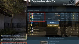 Well Played, Smartass <em>Counter-Strike</em> Team