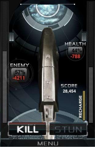 The Official Star Trek Phaser iPhone App