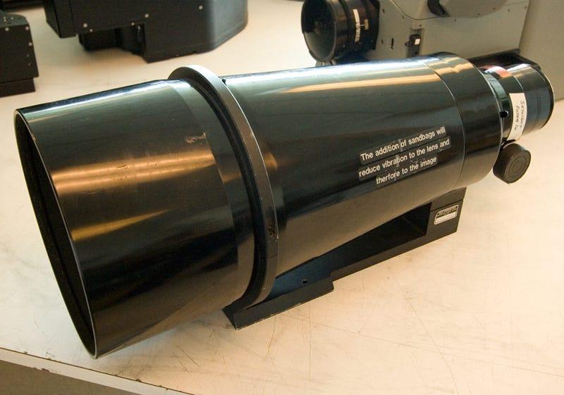 The Biggest Lens Cap I'd Ever Seen Reveals an Exciting Secret
