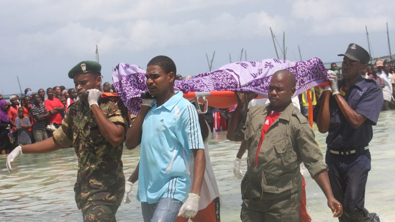 Zanzibar Suffers Its Worst Disaster as Scores Die in Ferry Accident