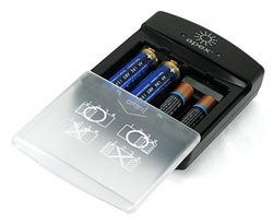 Apex USB Battery Charger