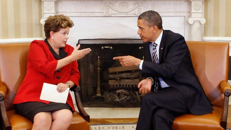 El plan de Brasil para aislarse de EE.UU. en Internet