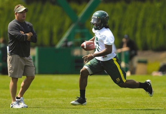 Oregon Paid For Recruiting Services, But That's Probably Okay