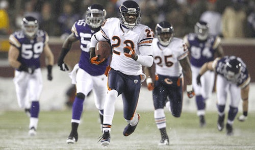 Shut Up And Stop Being Humble, Devin Hester