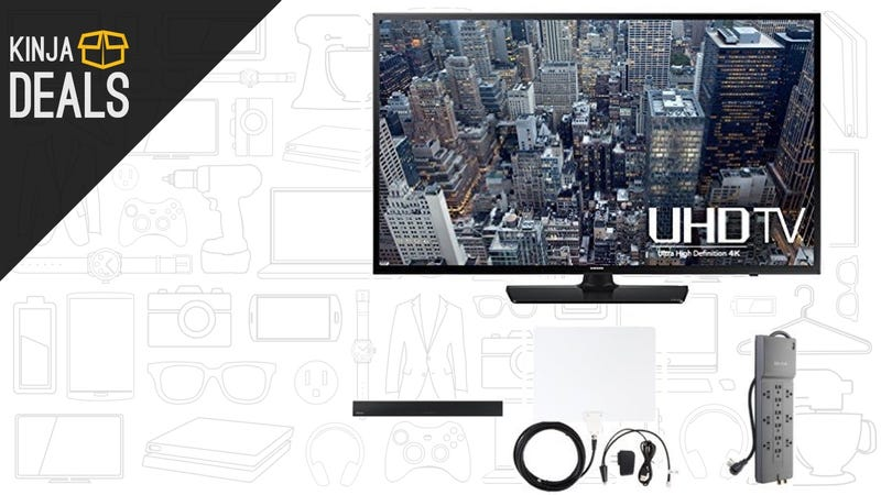 This Samsung 4K TV Comes With a Big Discount and $150 in Extras
